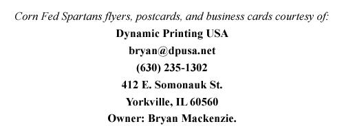 Dynamic Printing